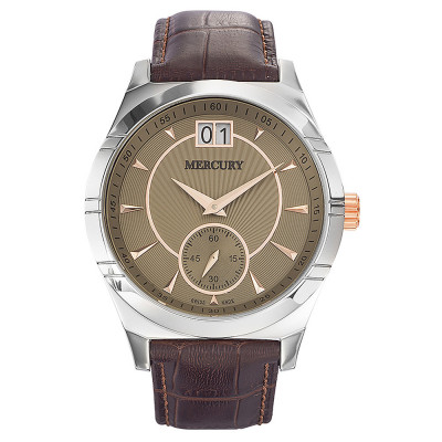 ساعت مچی مردانه اصل | برند مرکوری | مدل ME315-SL-4