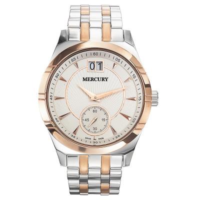 ساعت مچی مردانه اصل | برند مرکوری | مدل ME315-SR-1