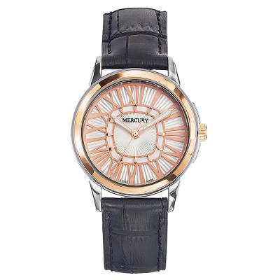 ساعت مچی زنانه اصل | برند مرکوری | مدل ME330-SRL-1