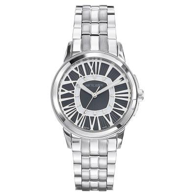 ساعت مچی زنانه اصل | برند مرکوری | مدل ME330-SS-3