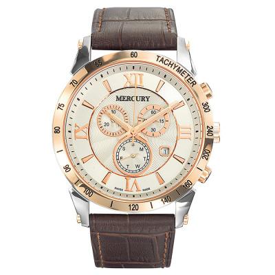 ساعت مچی مردانه اصل | برند مرکوری | مدل ME335-SRL-1