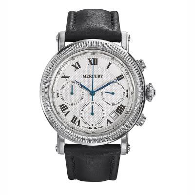 ساعت مچی مردانه اصل | برند مرکوری | مدل ME355-SL-1