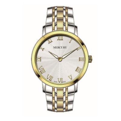ساعت مچی زنانه اصل | برند مرکوری | مدل ME400-SG-1