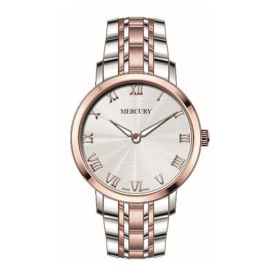 ساعت مچی زنانه اصل | برند مرکوری | مدل ME400-SR-1