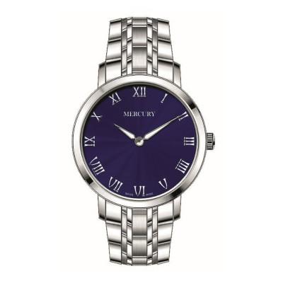 ساعت مچی زنانه اصل | برند مرکوری | مدل ME400-SS-9
