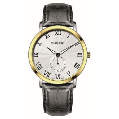 ساعت مچی مردانه اصل | برند مرکوری | مدل ME405-SGL-1