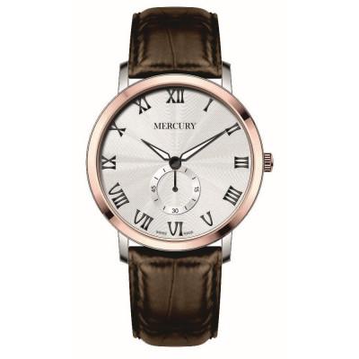 ساعت مچی مردانه اصل | برند مرکوری | مدل ME405-SRL-1