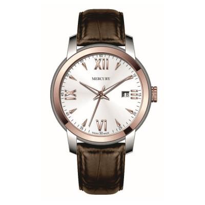 ساعت مچی مردانه اصل | برند مرکوری | مدل ME410-SRL-1