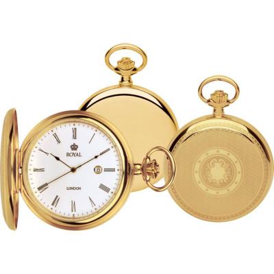 ساعت جیبی مردانه-زنانه اصل | برند رویال | مدل RL-90001-02