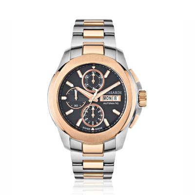 ساعت مچی مردانه اصل | برند تروساردی | مدل TR-R2443100001