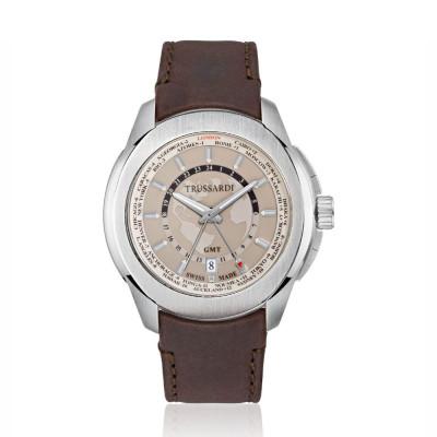 ساعت مچی مردانه اصل | برند تروساردی | مدل TR-R2451100001