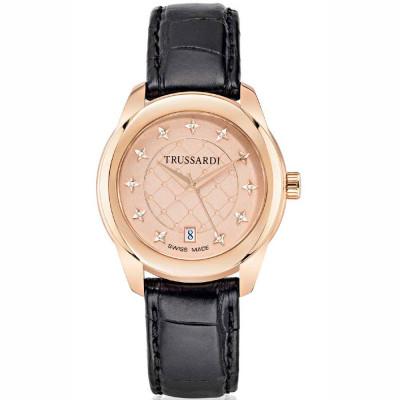ساعت مچی زنانه اصل | برند تروساردی | مدل TR-R2451100501
