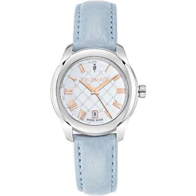 ساعت مچی زنانه اصل | برند تروساردی | مدل TR-R2451100504