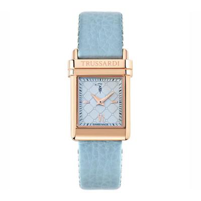 ساعت مچی زنانه اصل | برند تروساردی | مدل TR-R2451104502