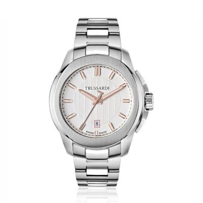 ساعت مچی مردانه اصل | برند تروساردی | مدل TR-R2453100001