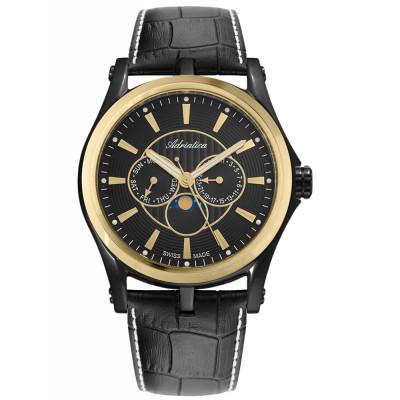ساعت مچی مردانه اصل | برند آدریاتیکا | مدل A1094.X214QF