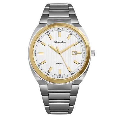 ساعت مچی مردانه اصل | برند آدریاتیکا | مدل A1105.2113Q