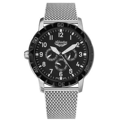 ساعت مچی مردانه اصل | برند آدریاتیکا | مدل A1108.Y124QF