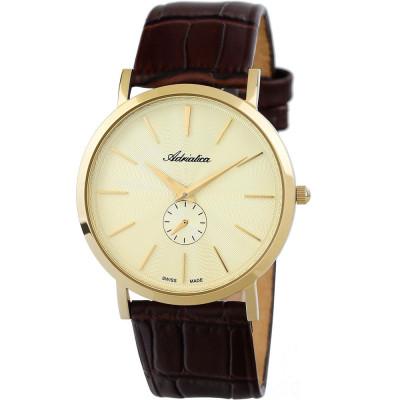 ساعت مچی مردانه اصل | برند آدریاتیکا | مدل A1113.1211Q