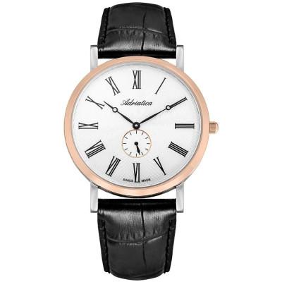ساعت مچی مردانه اصل | برند آدریاتیکا | مدل A1113.R233Q