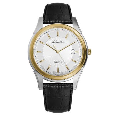 ساعت مچی مردانه اصل | برند آدریاتیکا | مدل A1116.2213Q