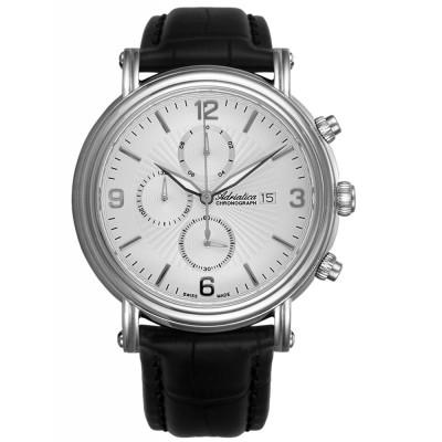 ساعت مچی مردانه اصل | برند آدریاتیکا | مدل A1194.5253CH