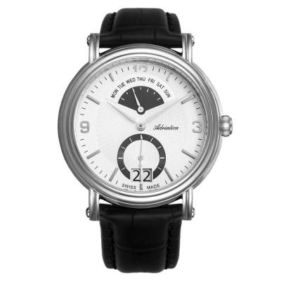 ساعت مچی مردانه اصل | برند آدریاتیکا | مدل A1194.5253QF