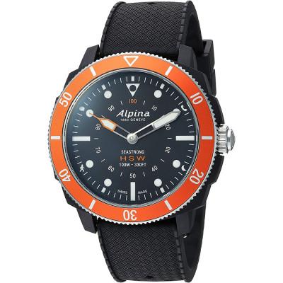 ساعت مچی مردانه اصل | برند آلپینا | مدل AL-282LBO4V6