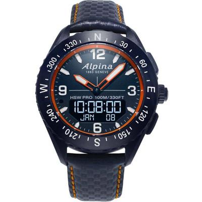 ساعت مچی مردانه هوشمند اصل | برند آلپینا | مدل AL-283LNO5NAQ6L