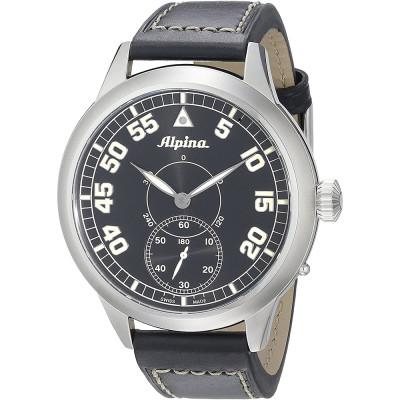 ساعت مچی مردانه اصل | برند آلپینا | مدل AL-435BN4SH6