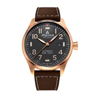 ساعت مچی مردانه اصل | برند آلپینا | مدل AL-525G4S4