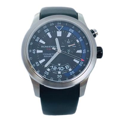 ساعت مچی مردانه اصل | برند رومانسون | مدل AL0341BM1WA32W