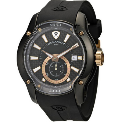 ساعت مچی مردانه اصل | برند رومانسون | مدل AL1216MM1KA36R