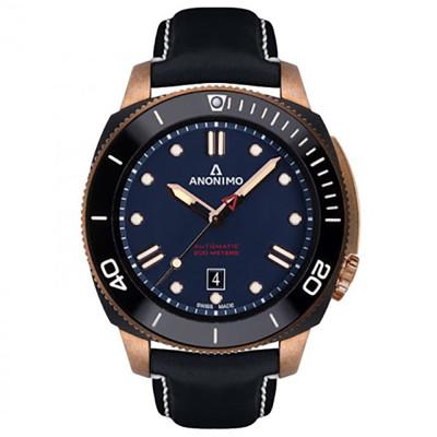 ساعت مچی مردانه اصل | برند آنونیمو | مدل AM-1002-08-005-A05