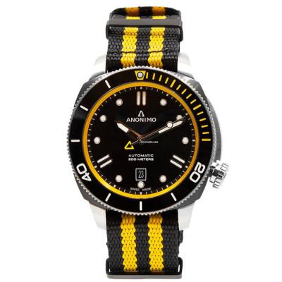 ساعت مچی مردانه اصل | برند آنونیمو | مدل AM-1002-10-007-A15