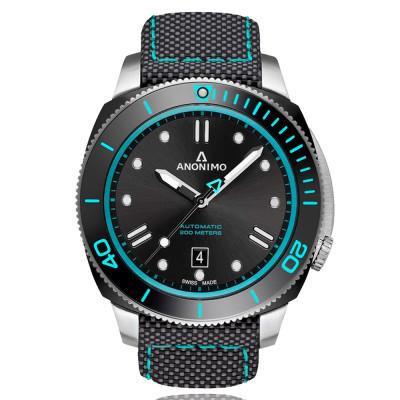 ساعت مچی مردانه اصل | برند آنونیمو | مدل AM-1002-13-113-T34