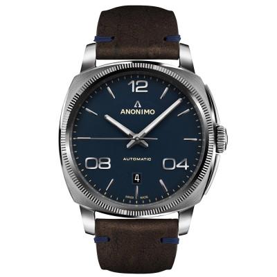 ساعت مچی مردانه اصل | برند آنونیمو | مدل AM-4000-01-108-K35