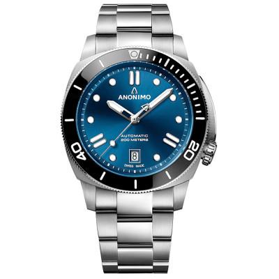 ساعت مچی مردانه اصل | برند آنونیمو | مدل AM-5009-09-103-M01