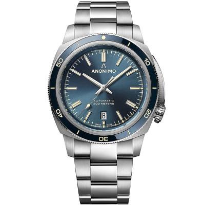ساعت مچی مردانه اصل | برند آنونیمو | مدل AM-5019-06-103-M01