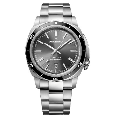 ساعت مچی مردانه اصل | برند آنونیمو | مدل AM-5019-09-101-M01