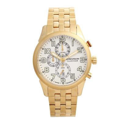 ساعت مچی مردانه اصل | برند رومانسون | مدل AM6A14HMGGA1R5