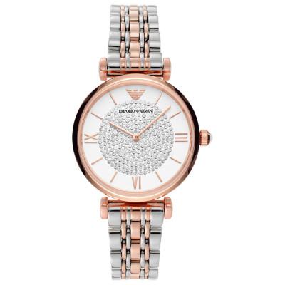 ساعت مچی زنانه اصل | برند امپریو آرمانی |  مدل AR80035