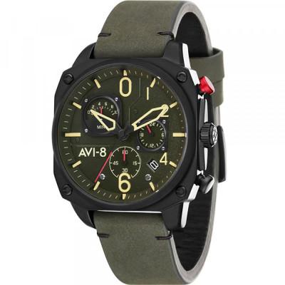 ساعت مچی مردانه اصل | برند ای وی ایت | مدل AV-4052-08