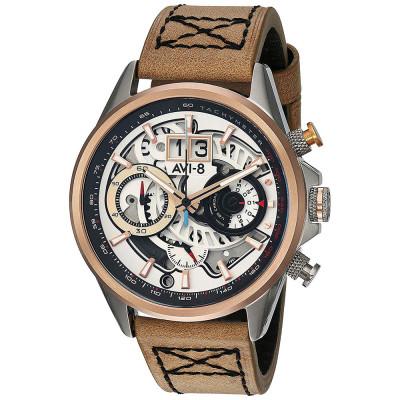 ساعت مچی مردانه اصل | برند ای وی ایت | مدل AV-4065-02