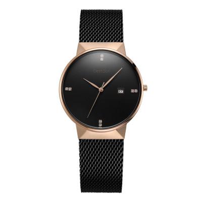 ساعت مچی اصل زنانه | برند بستدان | مدل BD99100LB05