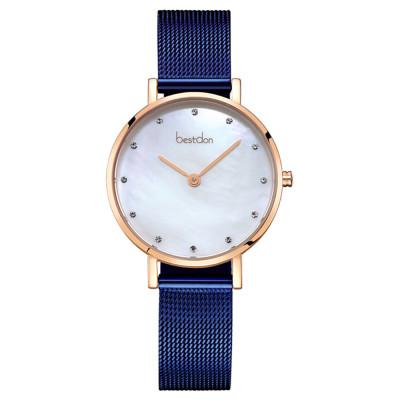ساعت مچی اصل زنانه | برند بستدان | مدل BD99214SLB08