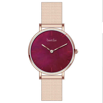 ساعت مچی اصل زنانه | برند بستدان | مدل BD99225LB02