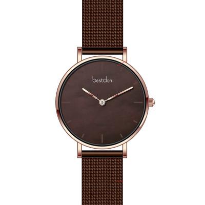 ساعت مچی اصل زنانه   برند بستدان   مدل BD99225LB06
