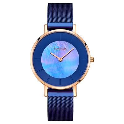 ساعت مچی اصل زنانه | برند بستدان | مدل BD99227LB05