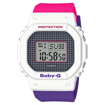 ساعت مچی دخترانه اصل | برند کاسیو | مدل BGD-560THB-7DR